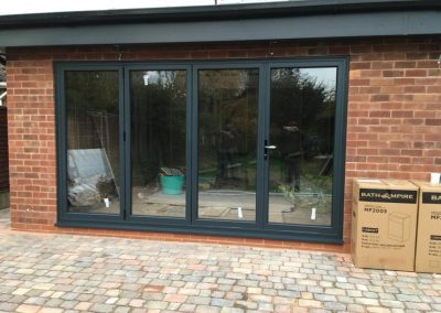 Bi-Folding Doors Coventry