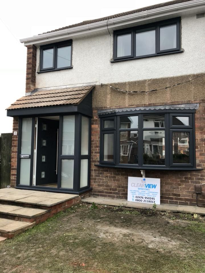 Double Glazing Installers Coventry - Clearview Windows Midlands LTD